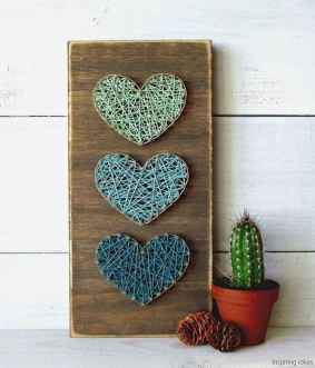 55 awesome diy valentine decorations heart patterns ideas