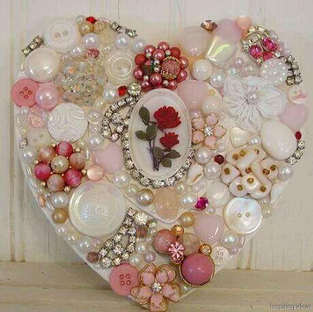 58 beautiful vintage valentine decorations ideas