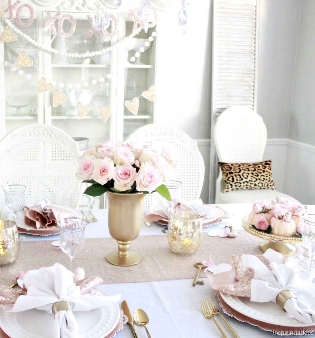 58 sweet diy valentine centerpieces decorations ideas