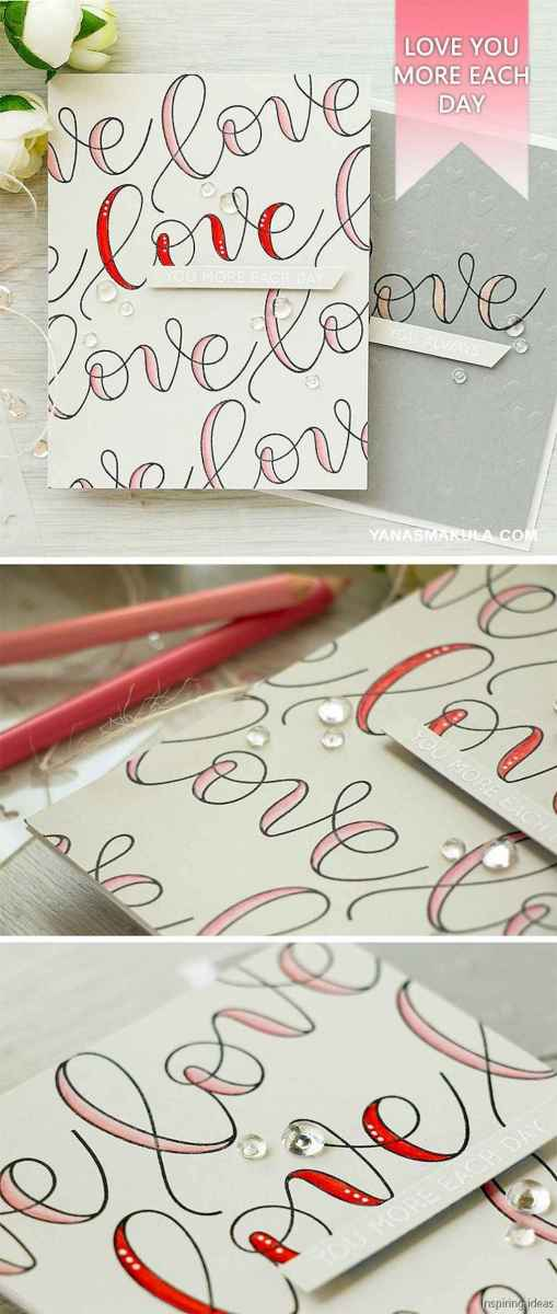 63 unforgetable valentine cards ideas homemade