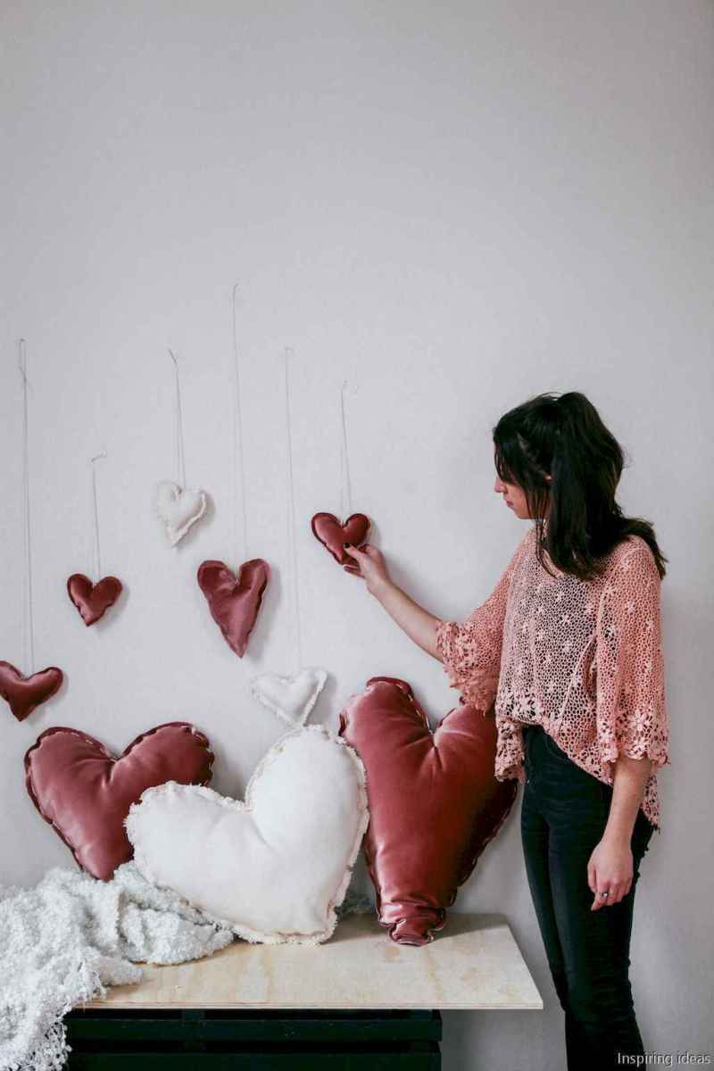 70 awesome diy valentine decorations heart patterns ideas