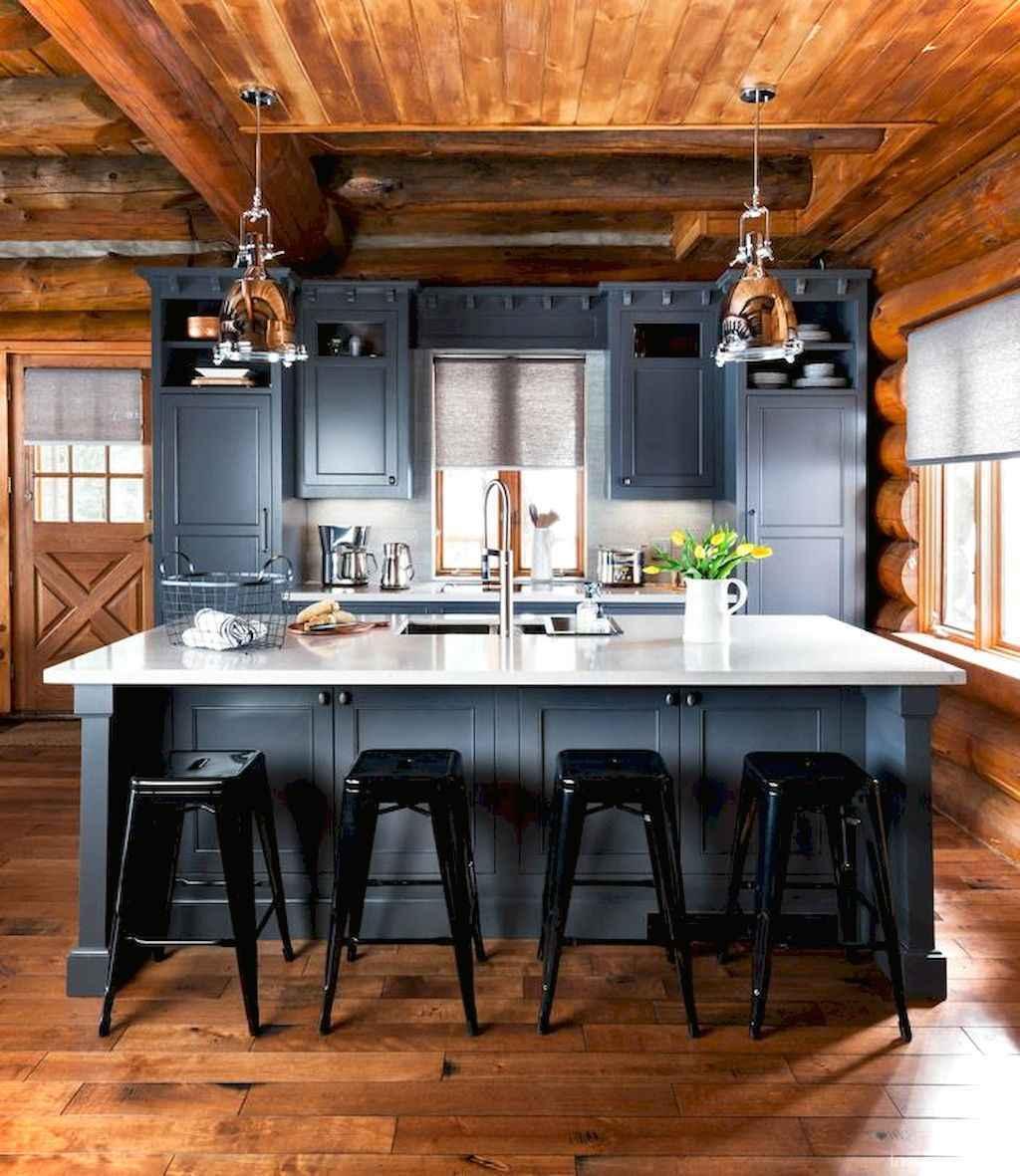 Amazing cottage kitchen cabinets ideas036