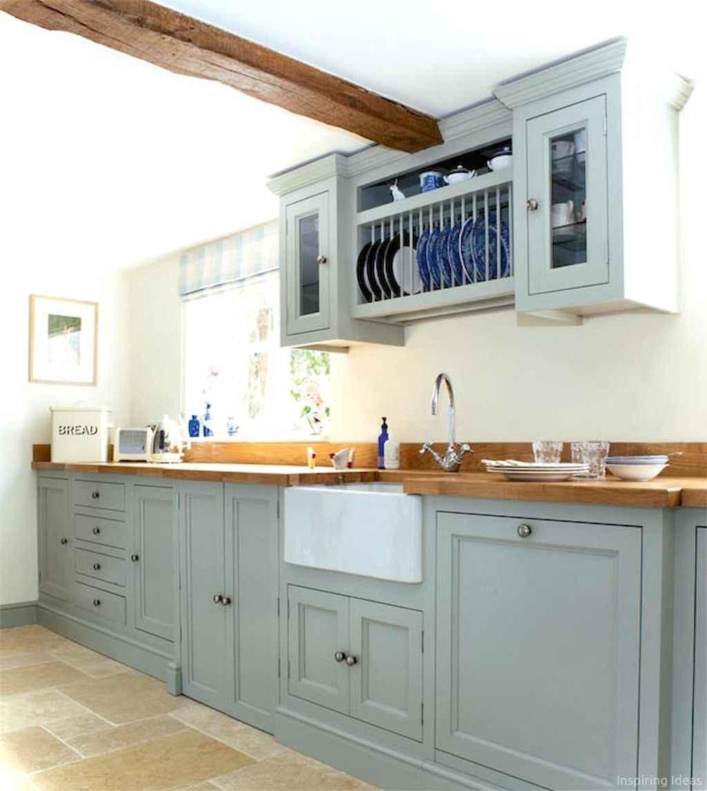 Amazing cottage kitchen cabinets ideas046