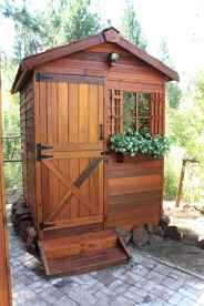 Clever garden shed storage ideas17