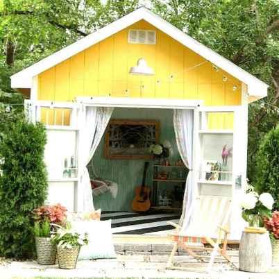 Clever garden shed storage ideas3