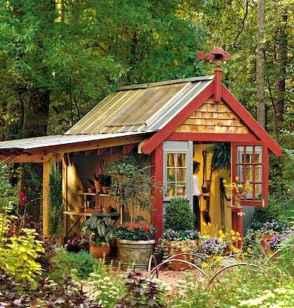 Clever garden shed storage ideas35