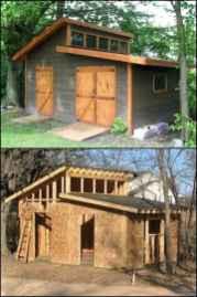 Clever garden shed storage ideas42