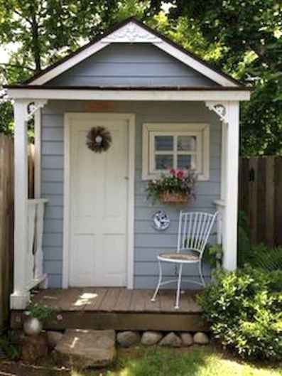 Clever garden shed storage ideas48