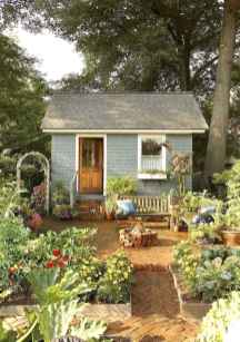 Incredible garden shed plans ideas 13