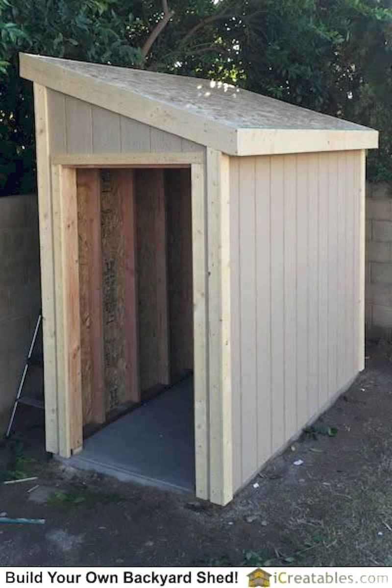 Incredible garden shed plans ideas 18