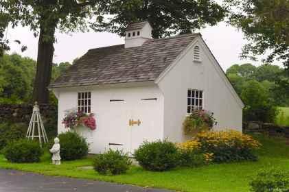 Incredible garden shed plans ideas 21