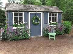 Incredible garden shed plans ideas 25