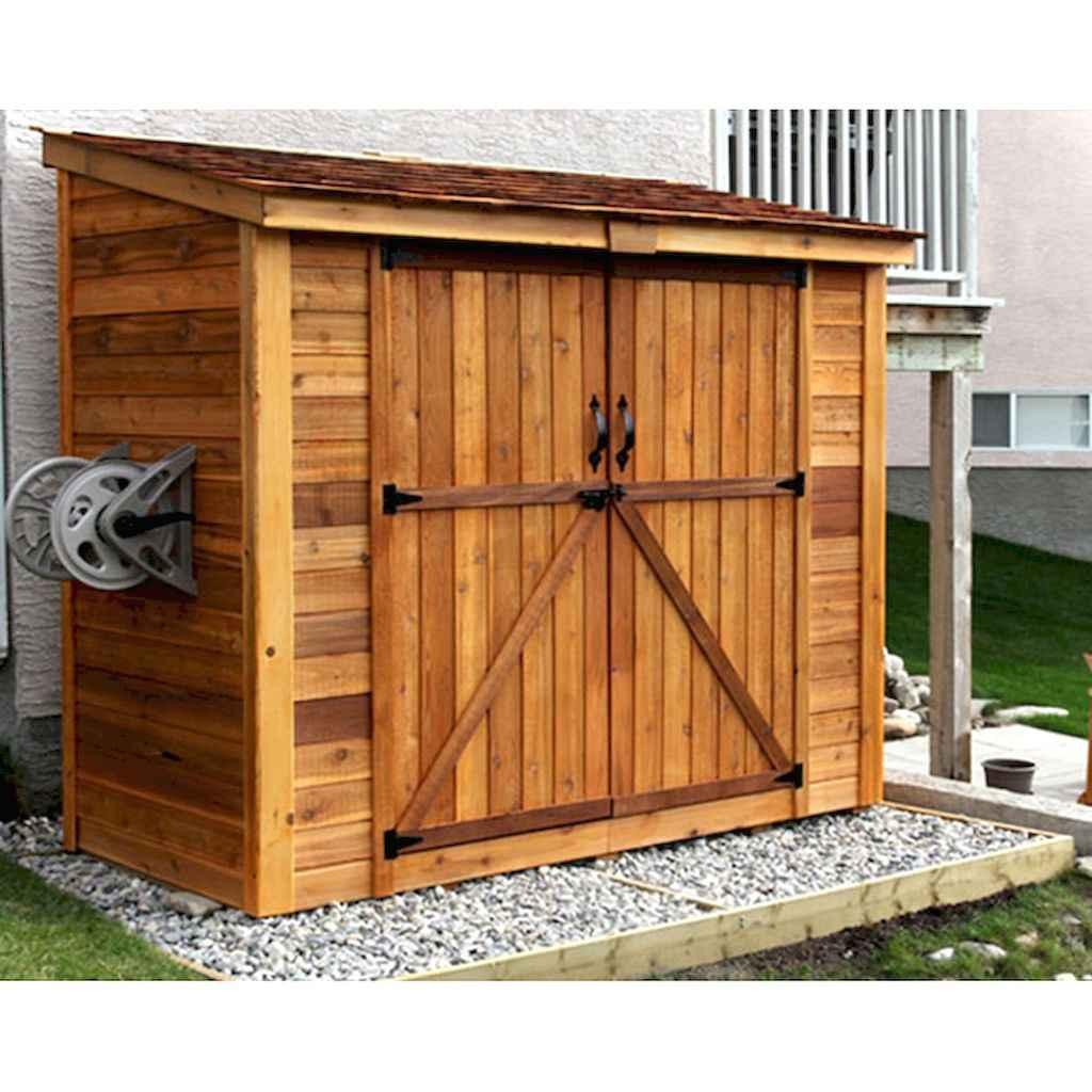 Incredible garden shed plans ideas 4