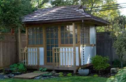 Incredible garden shed plans ideas 41