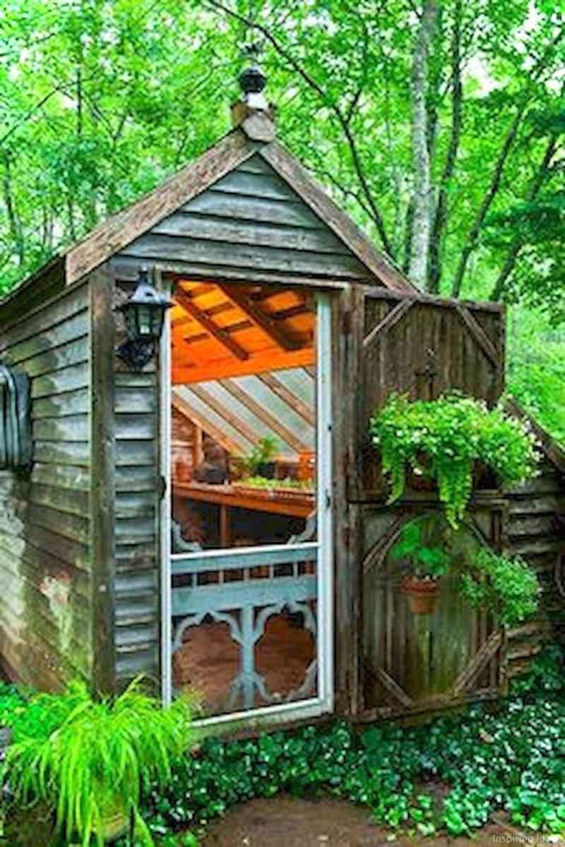 Incredible garden shed plans ideas 9