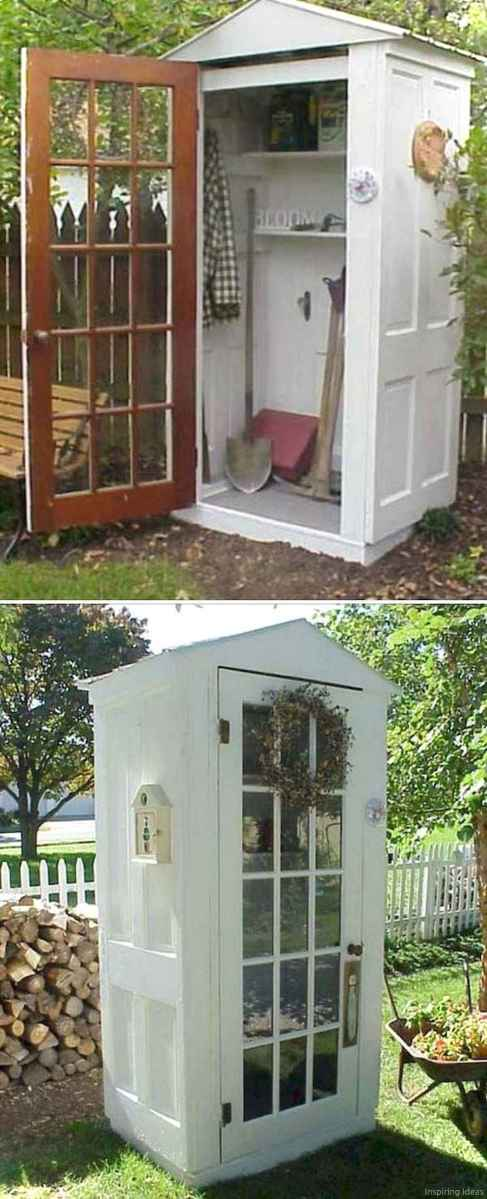 Inspiring garden shed ideas you can afford 15