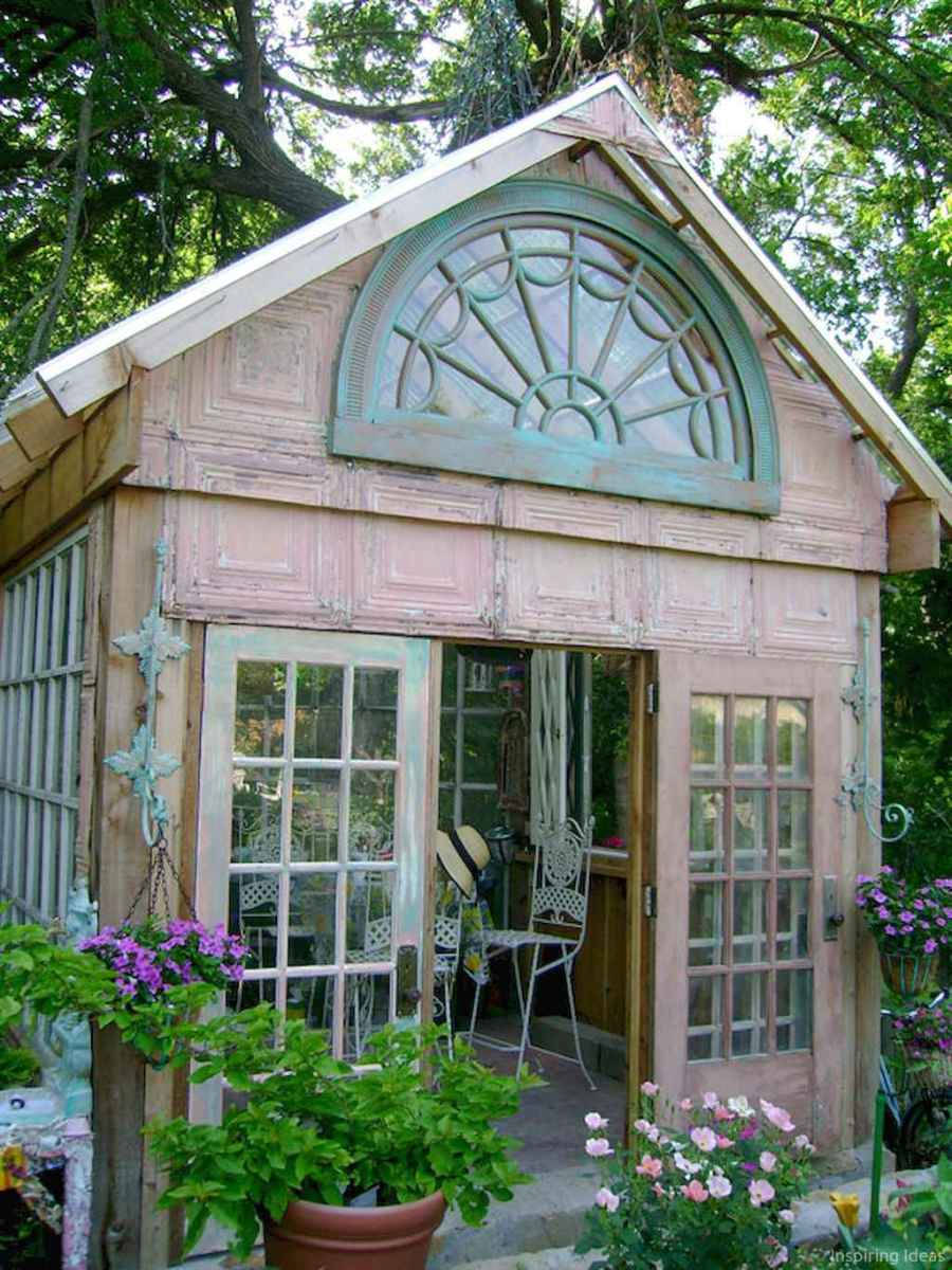 Inspiring garden shed ideas you can afford 35