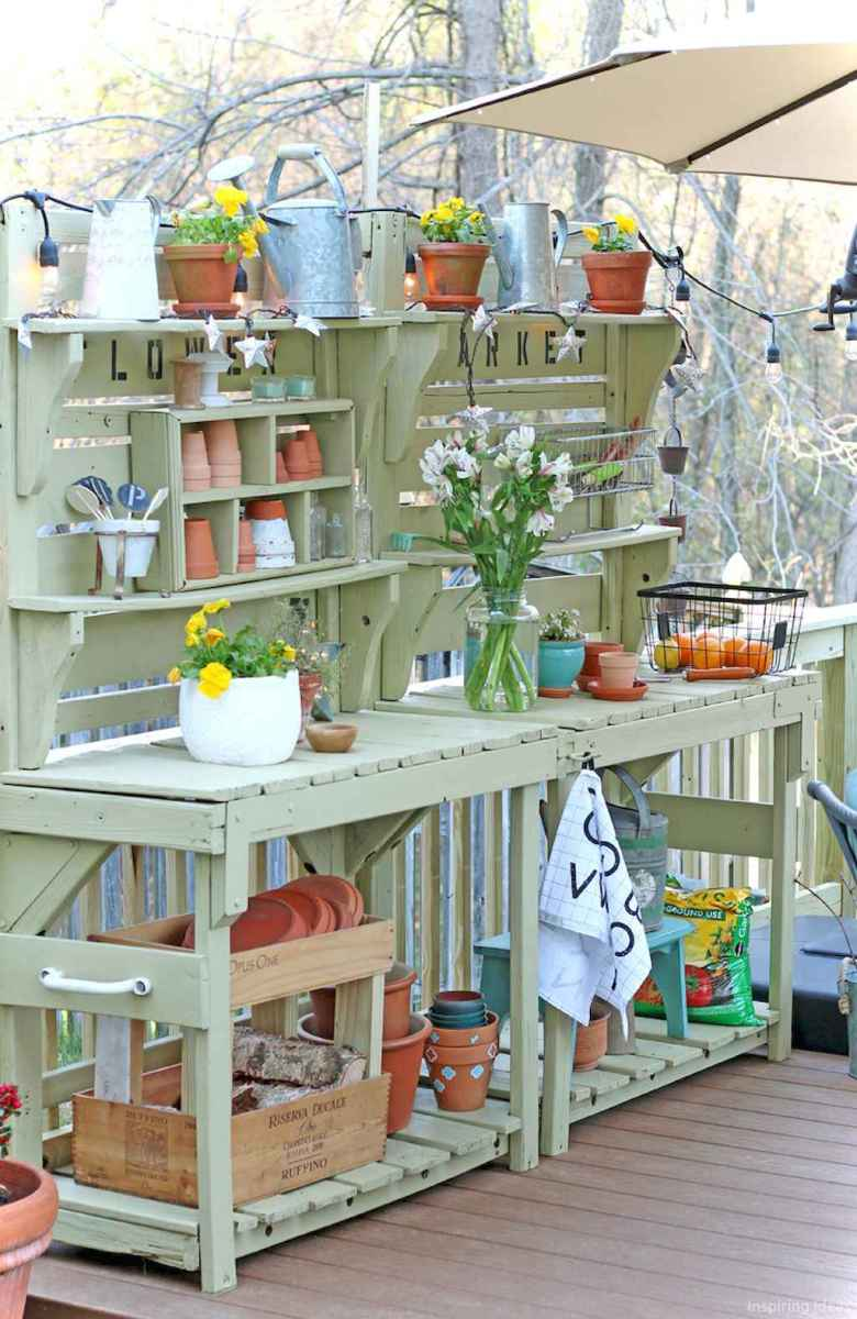 Inspiring garden shed ideas you can afford 45