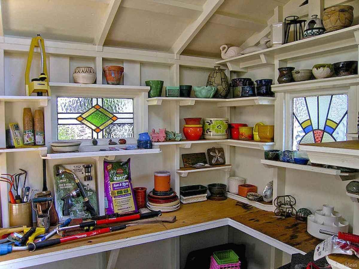Smart garden shed organization ideas 10