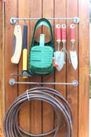 Smart garden shed organization ideas 16