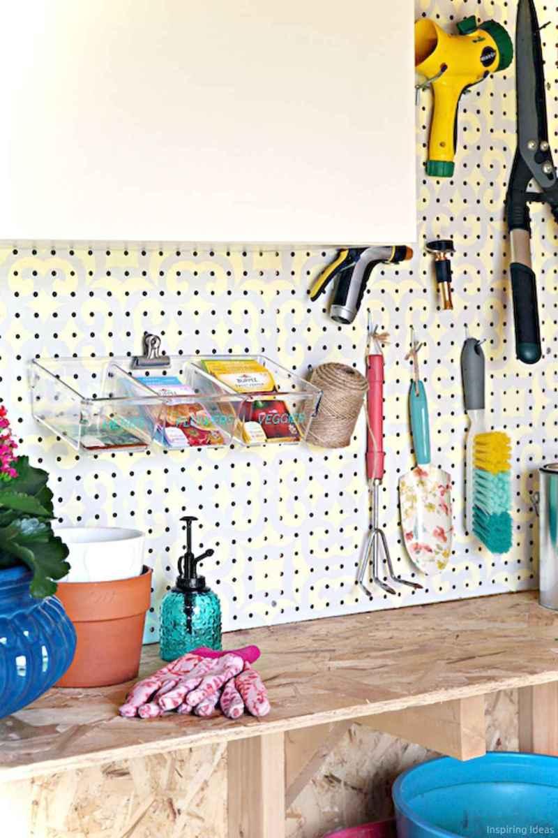 Smart garden shed organization ideas 17