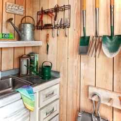 Smart garden shed organization ideas 18