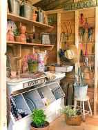 Smart garden shed organization ideas 23