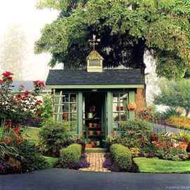 Smart garden shed organization ideas 52