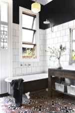 06 black and white bathroom design ideas