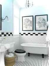 08 black and white bathroom design ideas