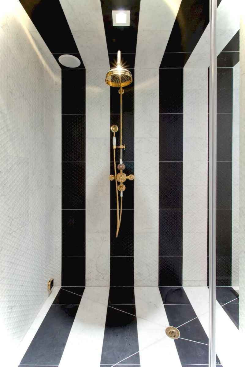 12 black and white bathroom design ideas