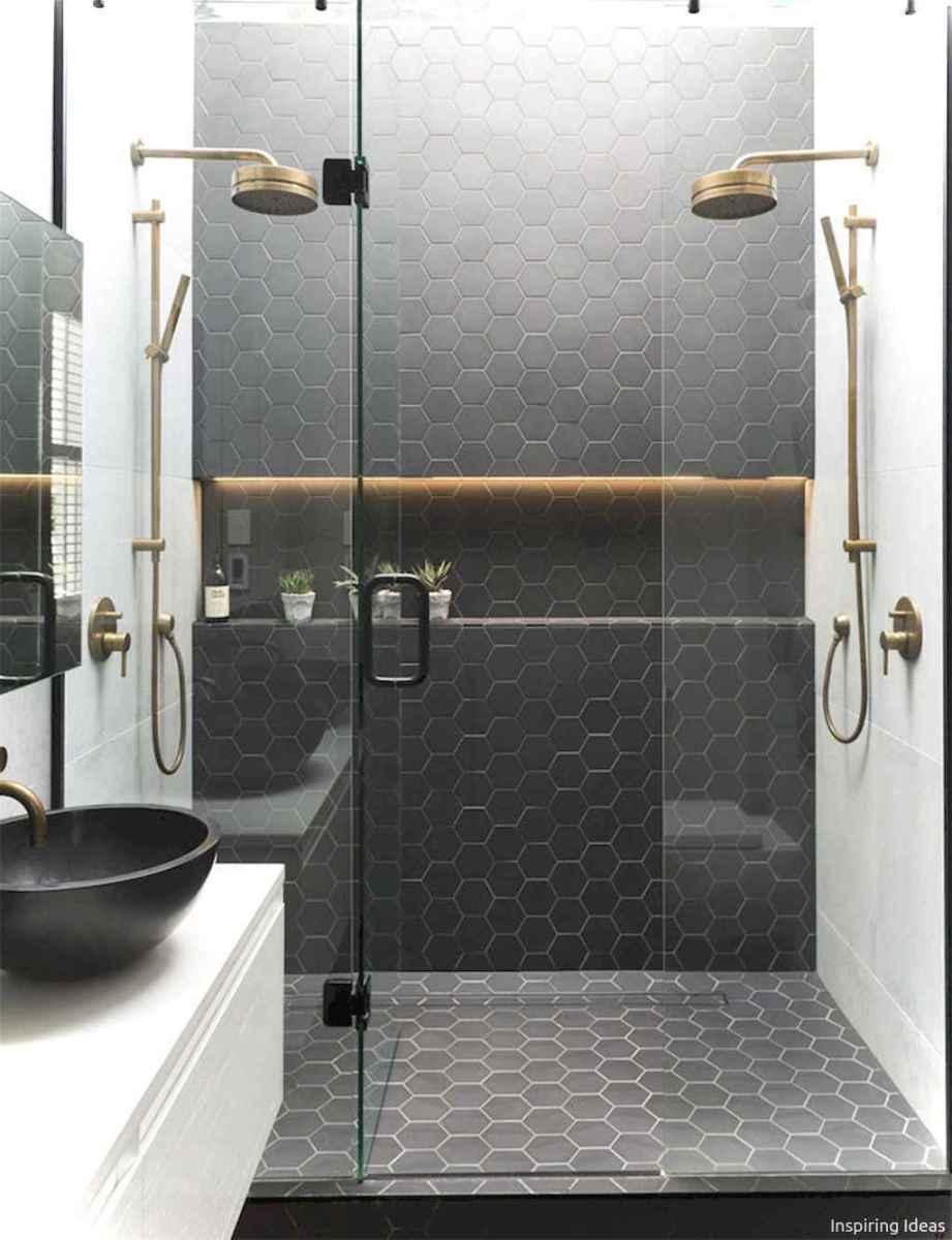 18 black and white bathroom design ideas