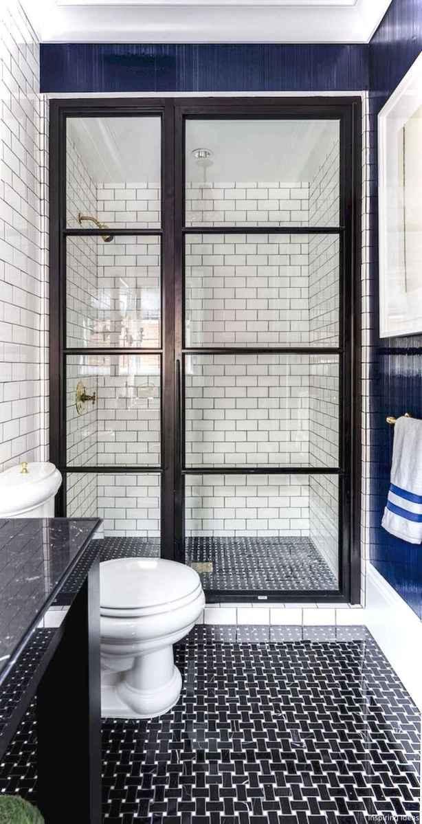 25 black and white bathroom design ideas
