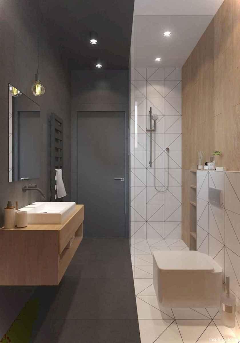 47 black and white bathroom design ideas