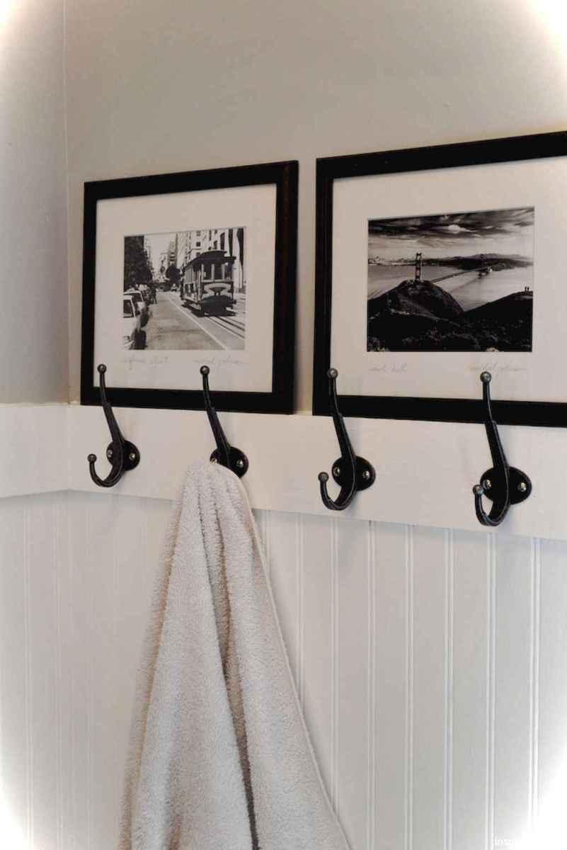 58 black and white bathroom design ideas