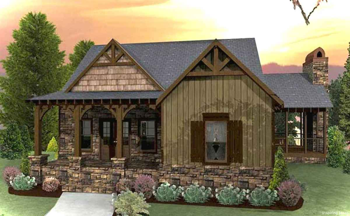 Amazing small cottage house plans ideas 0020