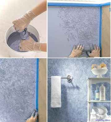 Artsy wall painting ideas for your home 13