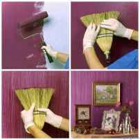 Artsy wall painting ideas for your home 62