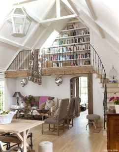 Awesome small cottage house plans 040 with loft