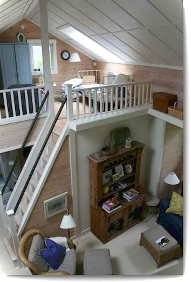Awesome small cottage house plans 043 with loft