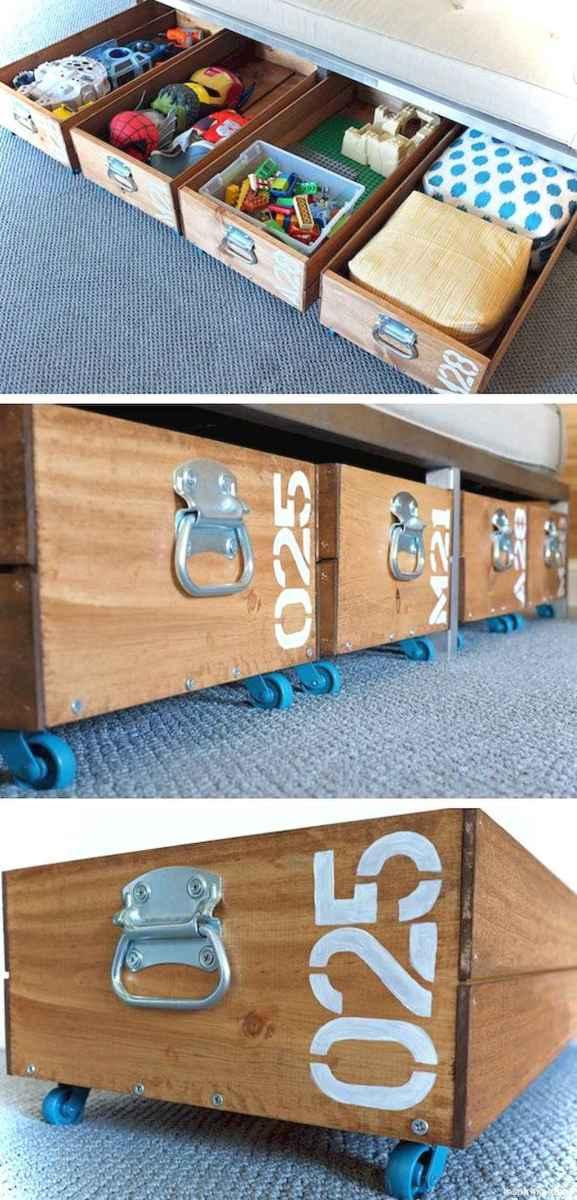 Beautiful 43 diy craft room ideas for small spaces