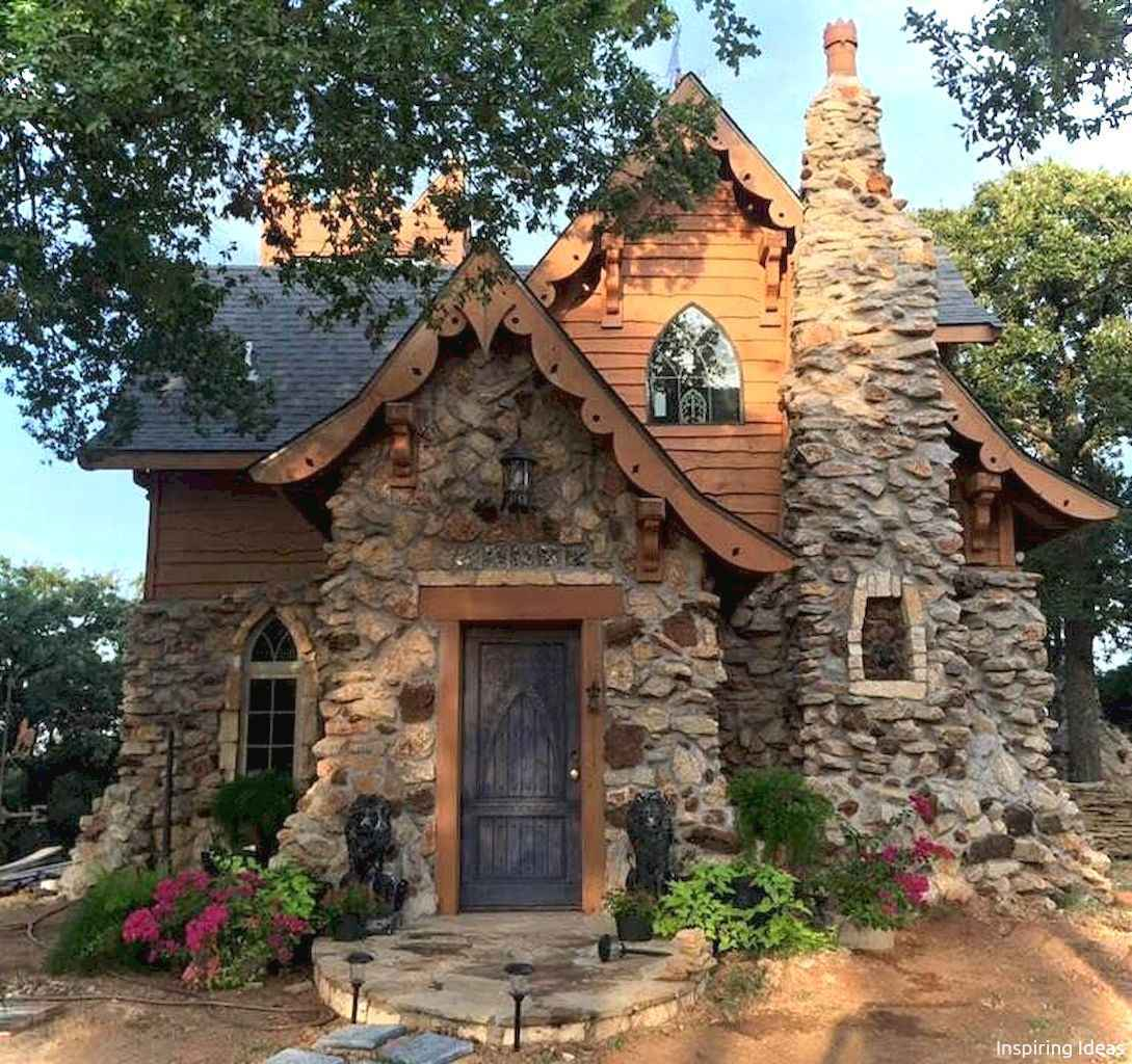 Charming 17 small cottage house exterior ideas