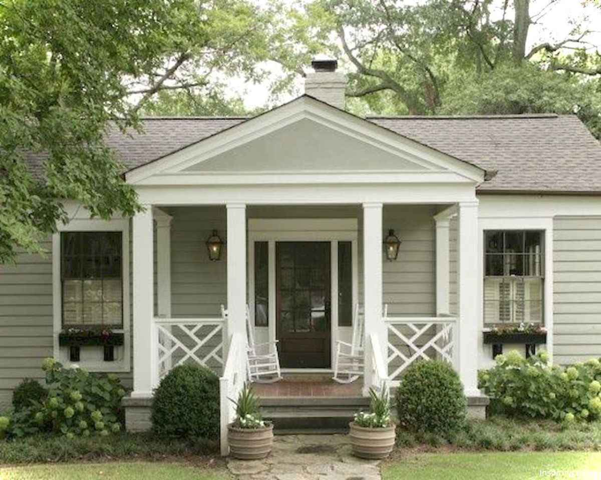 Charming 23 small cottage house exterior ideas