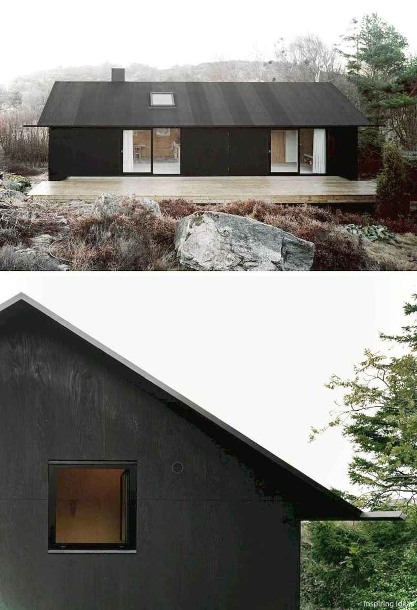 Charming 34 small cottage house exterior ideas