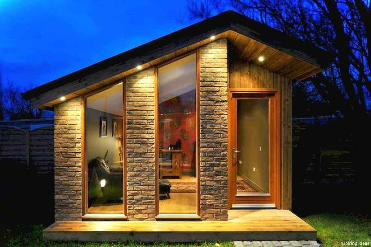 Charming 40 small cottage house exterior ideas