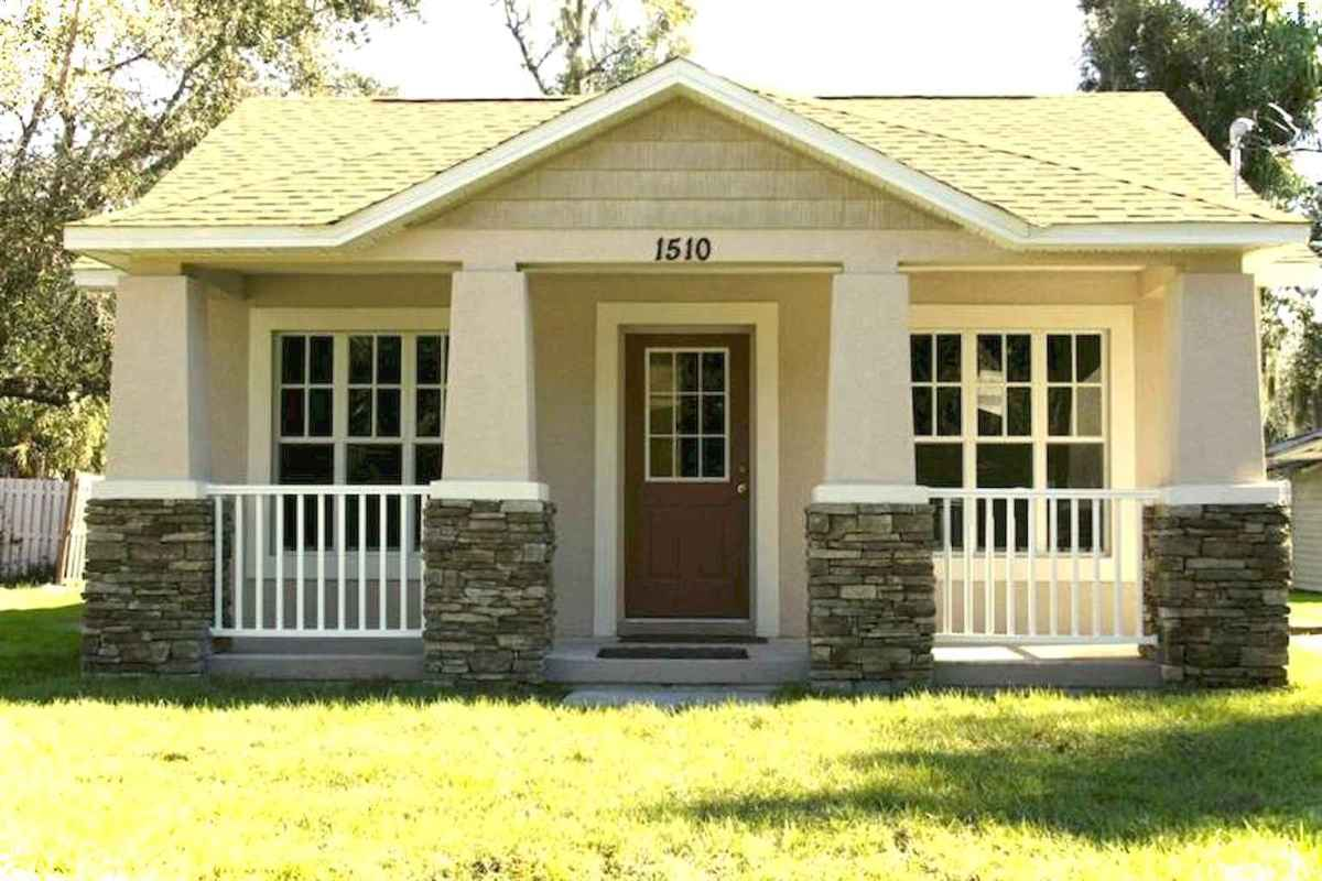 Charming 62 small cottage house exterior ideas