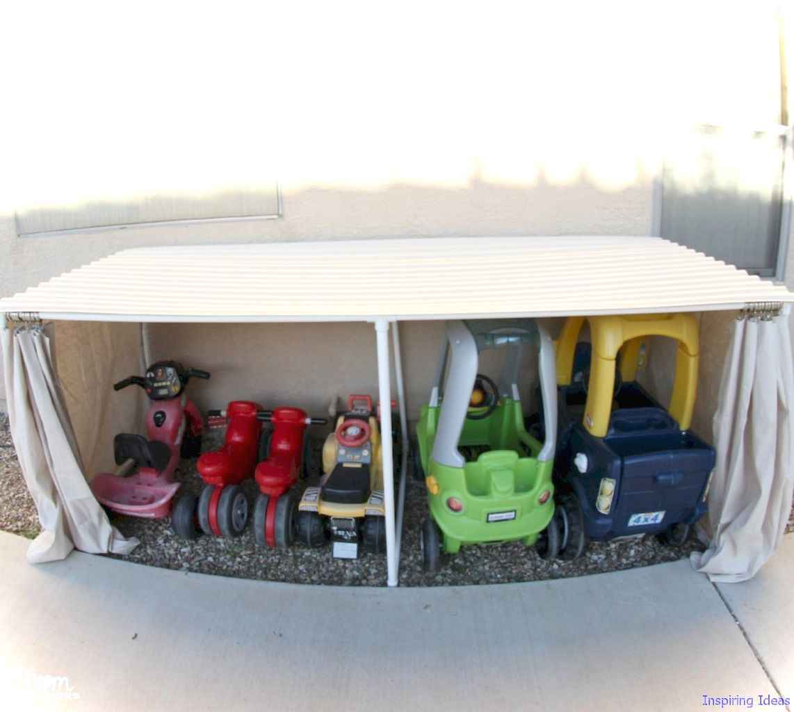 Creative diy project for the home backyards 11