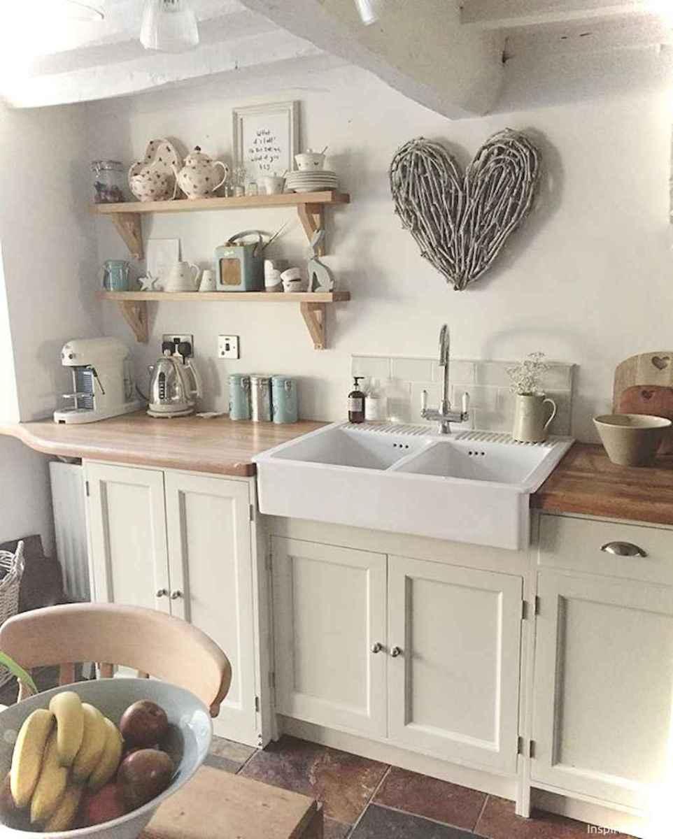 Genius small cottage kitchen design ideas007
