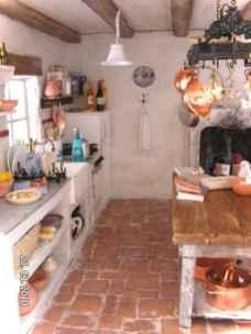 Genius small cottage kitchen design ideas018
