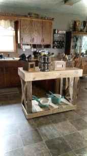 Genius small cottage kitchen design ideas020